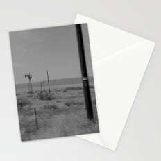 on the way to Marfa #2 Stationery Cards