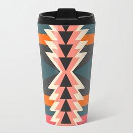 Colorful ethnic decoration Travel Mug