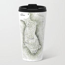 Earthworks at Fort Hill Travel Mug