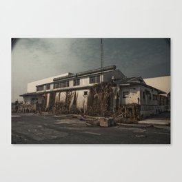 The Mill Canvas Print