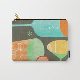 Pour & Drink Kitchen or Bar Art Carry-All Pouch
