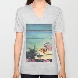 Sea Collections Unisex V-Neck