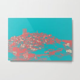 Santa Ana Hill Metal Print