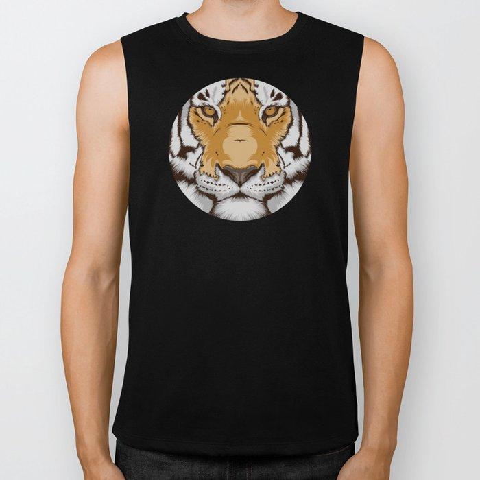 Tiger OW Biker Tank