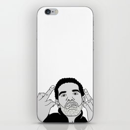 With my woes... iPhone Skin