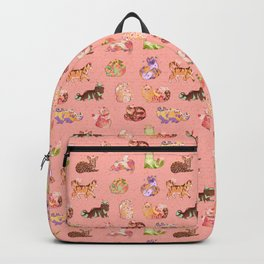 The Ice Cream Pawlor Backpack
