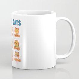 Harry Cats Coffee Mug