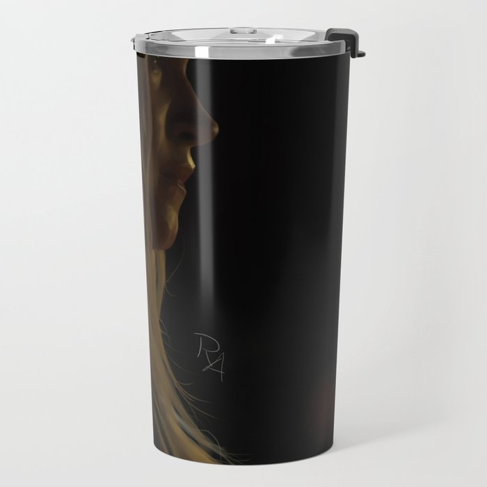 Clarke Griffin Travel Mug