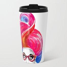 Alice, Crazy Hair! Travel Mug