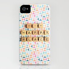 This is My Happy Place Slim Case iPhone (4, 4s)