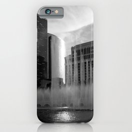 Las Vegas Hotel iPhone Case