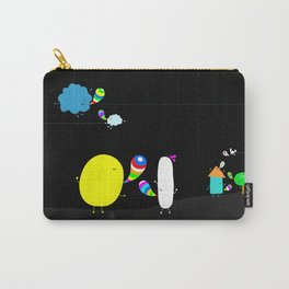 say beautiful things Carry-All Pouch