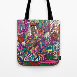 A Time in my Life Tote Bag