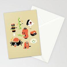 Izakaya Monsters Stationery Cards