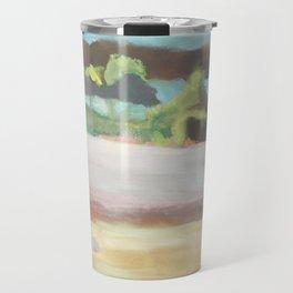 """Hay Stacks"" Travel Mug"
