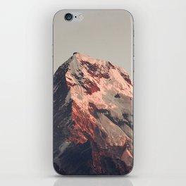 Annapurna peak iPhone Skin