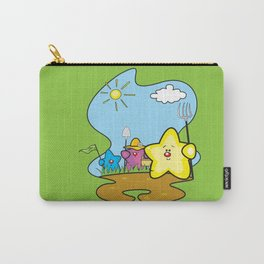 gardening stars Carry-All Pouch