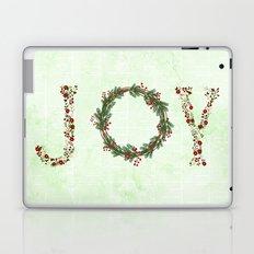 Joy Wreath #3 Laptop & iPad Skin