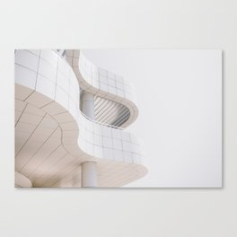 Richard Meier | Getty Center II Canvas Print