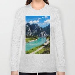 A River Runs Through It II Long Sleeve T-shirt
