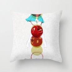 your gravitation Throw Pillow