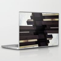 crystal Laptop & iPad Skins featuring Crystal by CrookedHeart