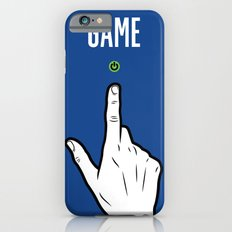 On iPhone 6s Slim Case