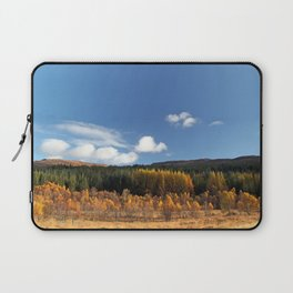 Had I the Heaven's embroidered cloths... Laptop Sleeve