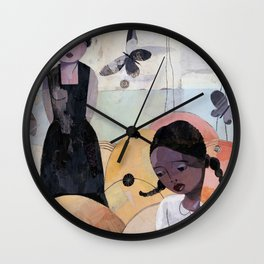 HollyLand Wall Clock