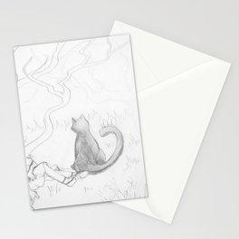 kittensketch Stationery Cards