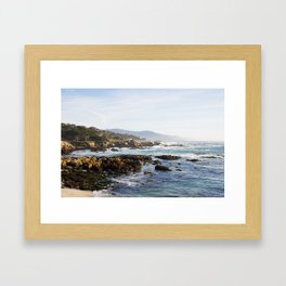 Monterey, Californnia. Framed Art Print