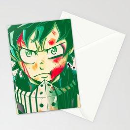 Deku Stationery Cards