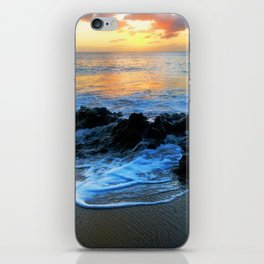 Sunset @ Rincon iPhone Skin