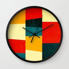 Formas 43 Wall Clock