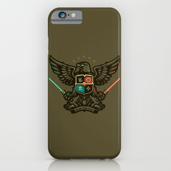 Geek For Life iPhone & iPod Case