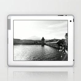 Luzern - Kapellturm Laptop & iPad Skin