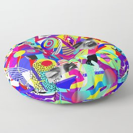 colors Floor Pillow