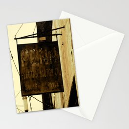 Penn Electric  Stationery Cards