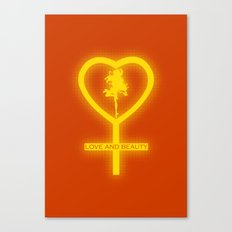 Sailor Venus Canvas Print