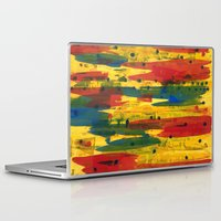 camo Laptop & iPad Skins featuring Camo by Dariush Nejad