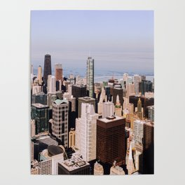 Sweet Home Chicago Poster