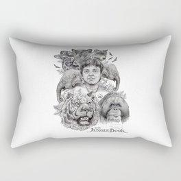 The Jungle Book Rectangular Pillow