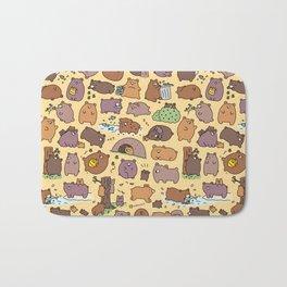 Beary Cute Bears Bath Mat