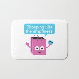 Retail Therapy Bath Mat