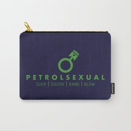 PETROLSEXUAL v3 HQvector Carry-All Pouch