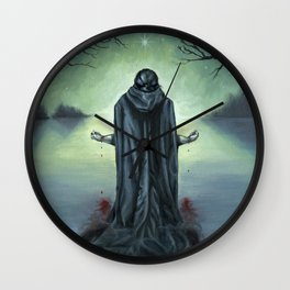 The Promise of Death Wall Clock