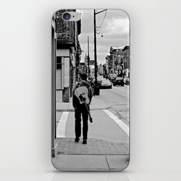 Life In a Guitar Town iPhone Skin