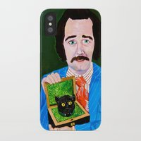 anchorman iPhone & iPod Cases featuring SEX PANTHER by Jordan Soliz