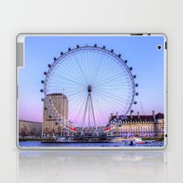The London Eye, London Laptop & iPad Skin