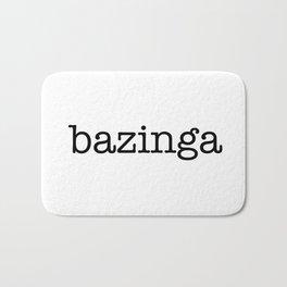 bazinga Bath Mat